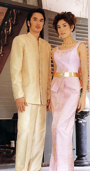 Kleidung bei Budd. Hochzeit?