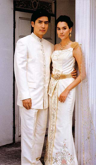 Bangkok thailand the online marketplace for Thai style wedding dress