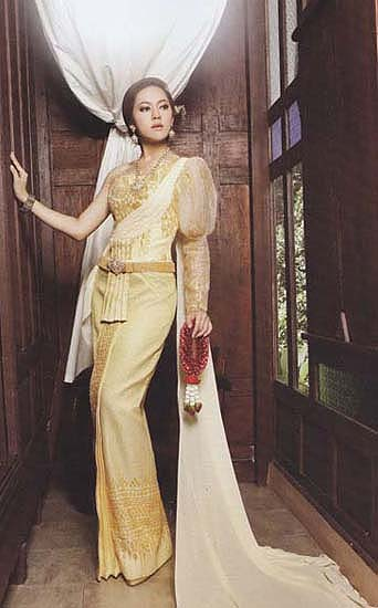 Traditional thai wedding dress for sale best wedding for Laos wedding dress for sale
